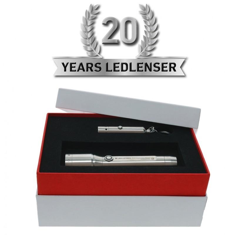 Led Lenser P7R Core & V8 Limited Edition (20.Yıl Özel Serisi)