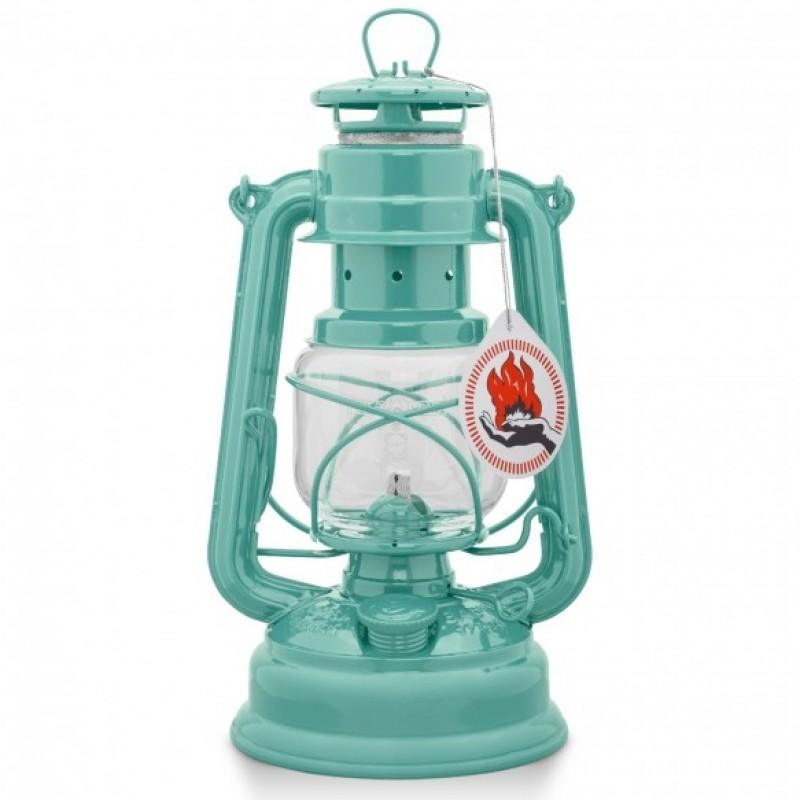Feuerhand Hurricane Lantern 276 (Light Green)