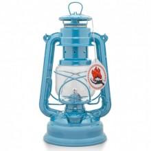 Feuerhand Hurricane Lantern 276 (Pastel Blue)