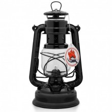 Feuerhand Hurricane Lantern 276 (Jet Black)