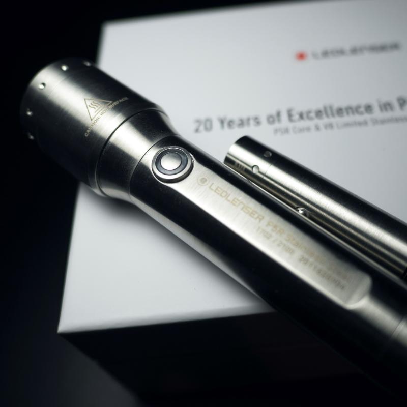 Led Lenser P5R Core & V8 Limited Edition (20.Yıl Özel Serisi)