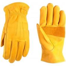 Wells Lamont Premium Leather Work Gloves