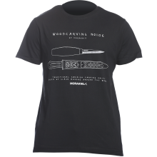 Morakniv Official Woodcarving No:106 T-Shirt