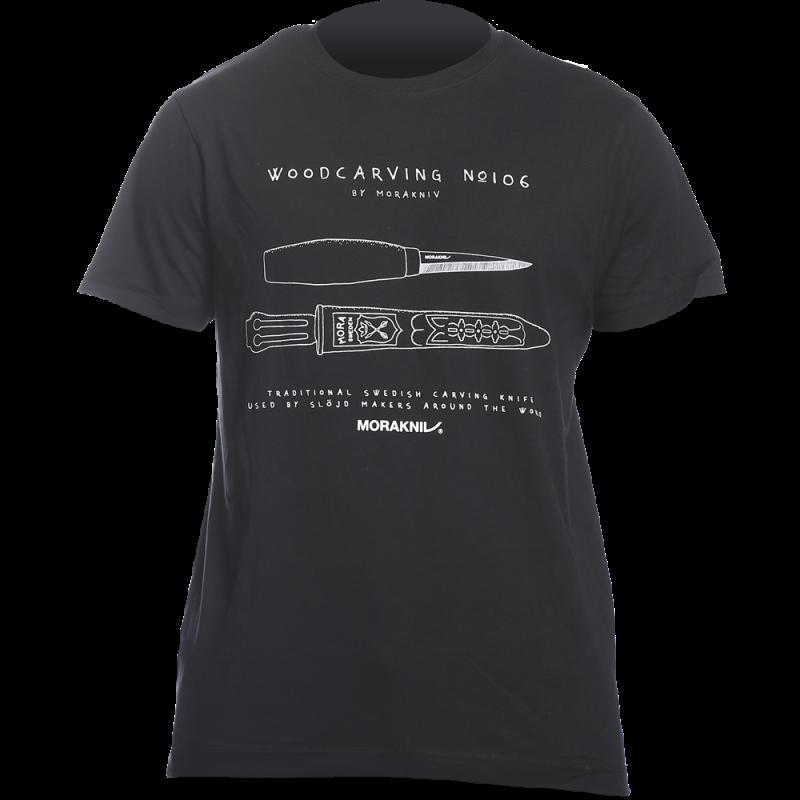 Morakniv Official Woodcarving No:106 T-Shirt