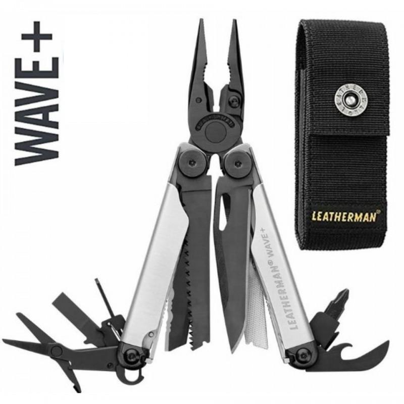Leatherman Wave™ Plus  (Black&White)