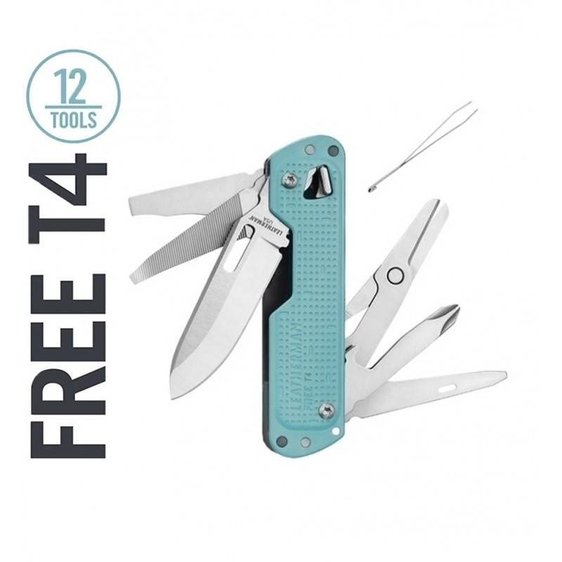 Leatherman Free™ T4 (Artic)