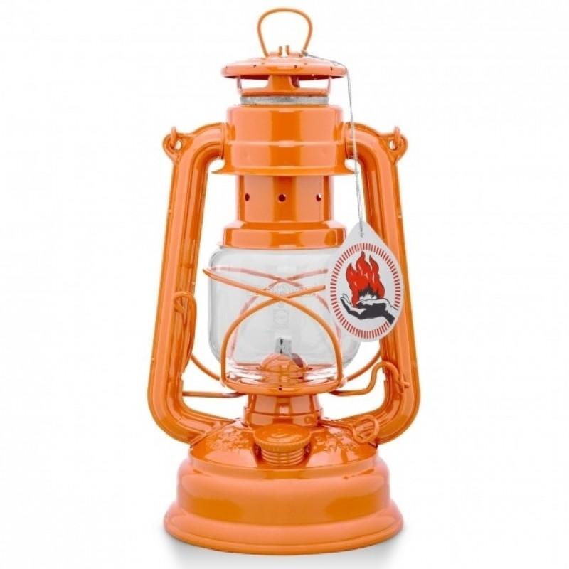 Feuerhand Hurricane Lantern 276 (Pastel Orange)