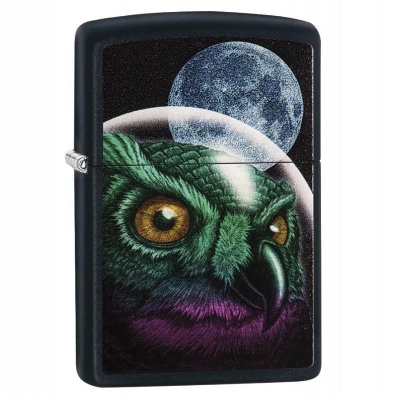 Zippo Space Owl Design
