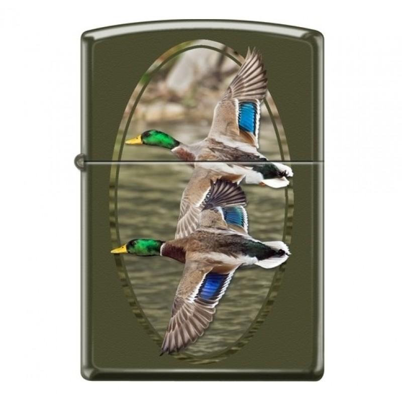 Zippo Flying Ducks Design