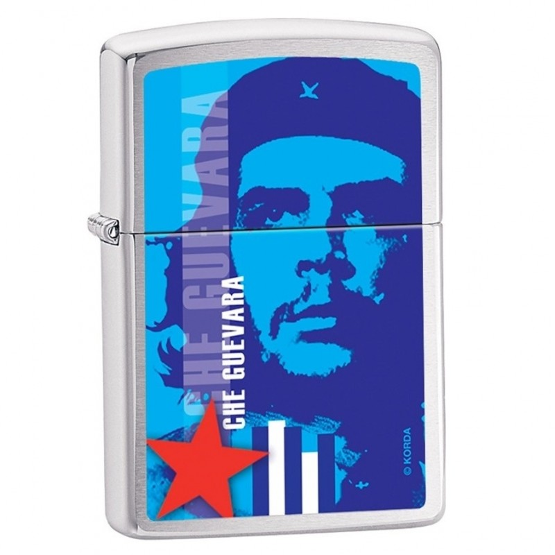 Zippo Che Guevara Blue