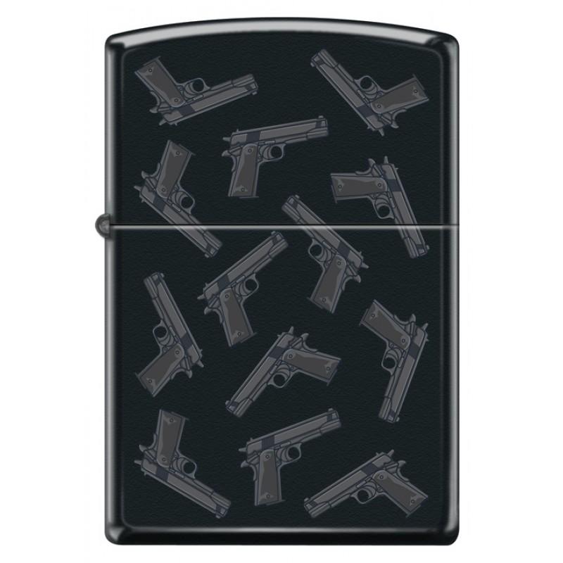 Zippo Guns Design