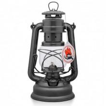 Feuerhand Hurricane Lantern 276 (Sparkling Iron)