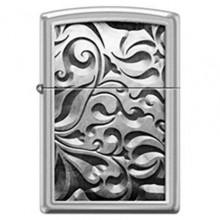 Zippo Floral Metal