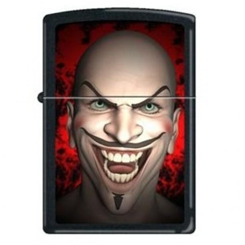 Zippo Evil Jester