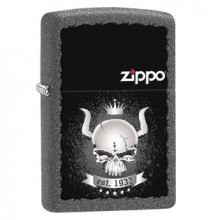 Zippo Skull Crown