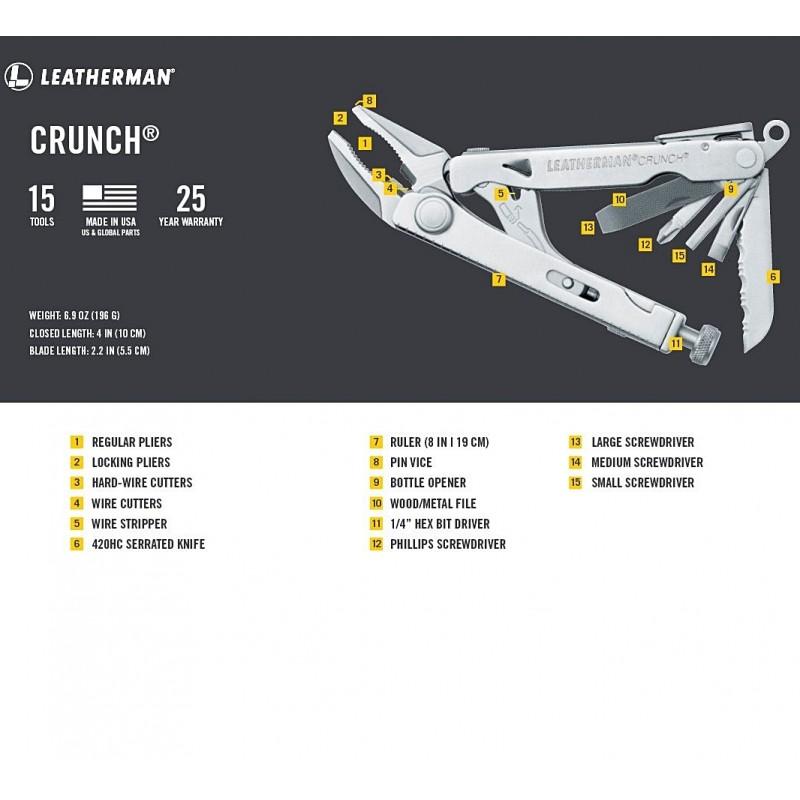 Leatherman Crunch™