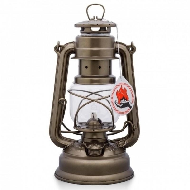 Feuerhand Hurricane Lantern 276 (Bronze)