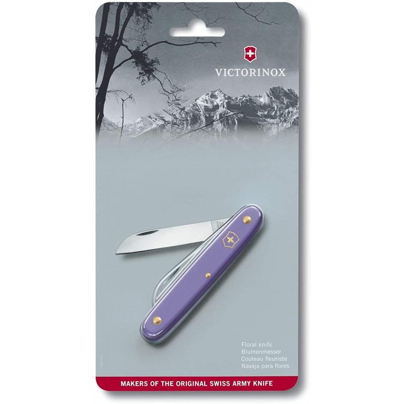 Victorinox Floral Knife (Violet)