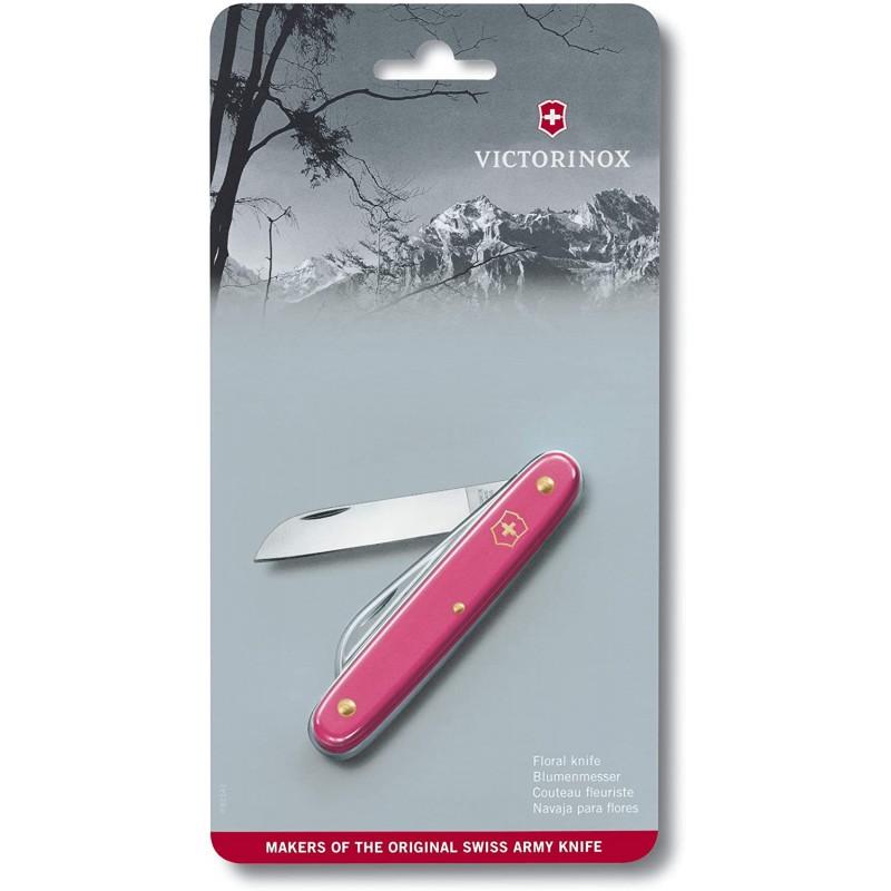 Victorinox Floral Knife (Pink)