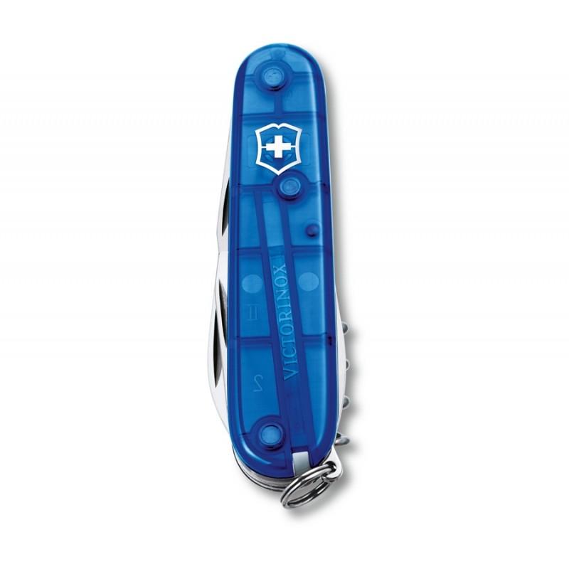 Victorinox Spartan Çakı (Blue Transparent)
