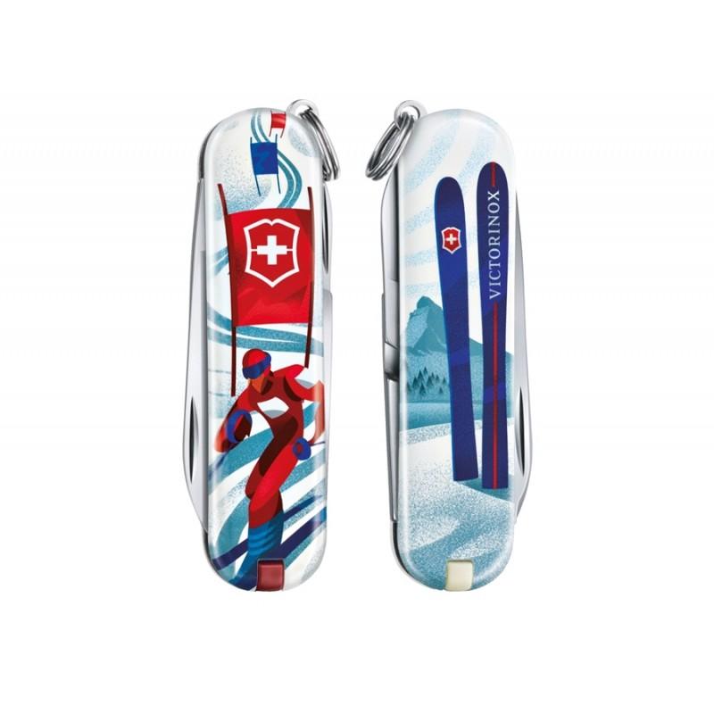 Victorinox Classic Çakı 2020 Limitli Üretim (Ski Race)