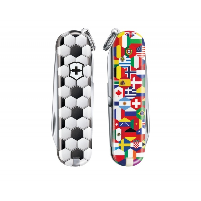 Victorinox Classic Çakı 2020 Limitli Üretim (World of Soccer)
