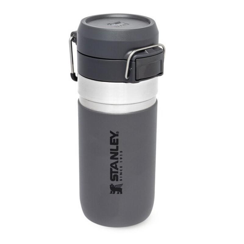 Stanley Go Quick Flip Water Bottle 0.47 LT (Charcoal)