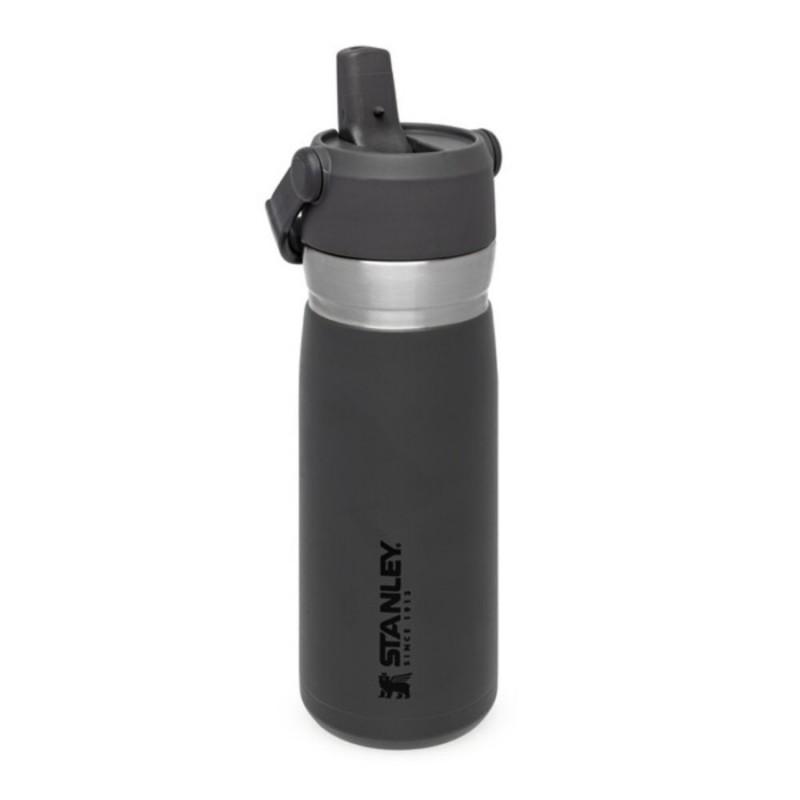 Stanley Go Ice Flow Water Bottle 0.65 LT (Charcoal)