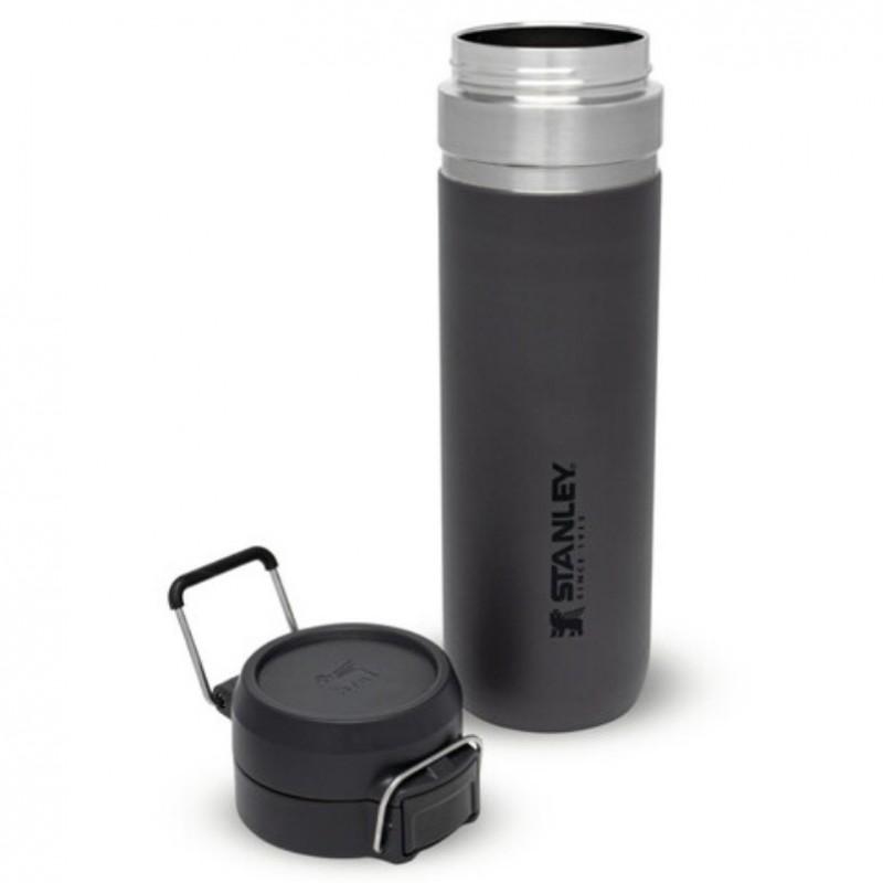 Stanley Go Quick Flip Water Bottle 0.70 LT (Charcoal)