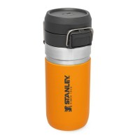 Stanley Go Quick Flip Water Bottle 0.47 LT (Saffron)