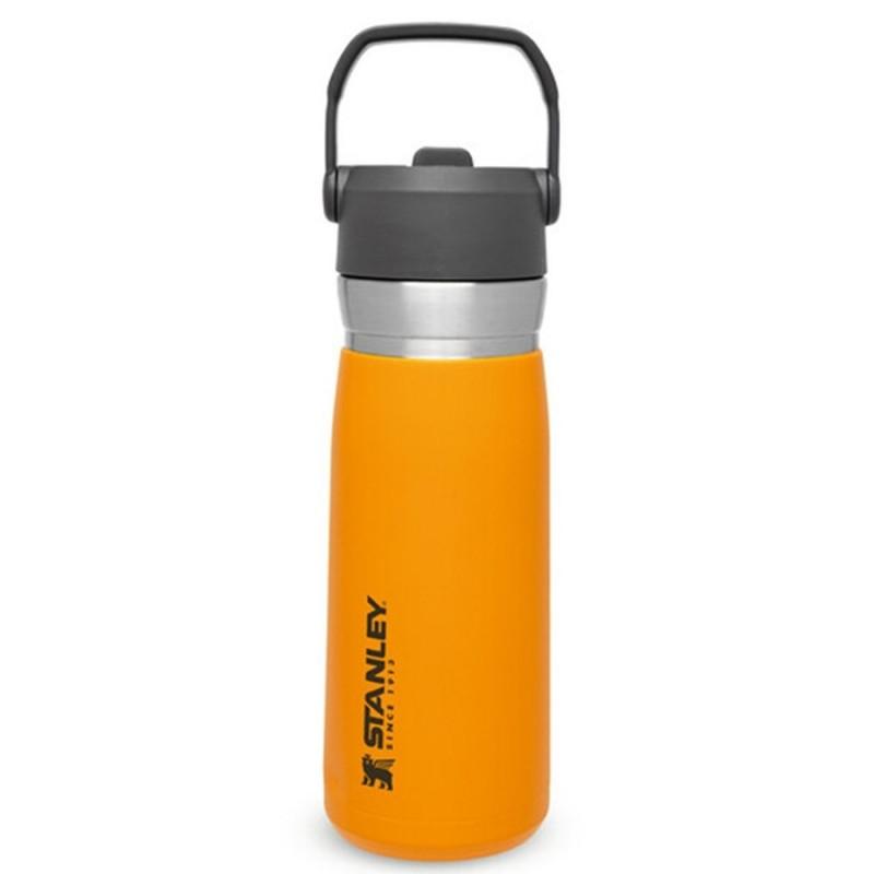 Stanley Go Ice Flow Water Bottle 0.65 LT (Saffron)