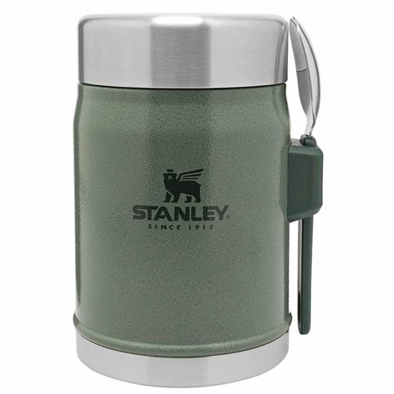 Stanley Classic Vakumlu Yemek Termosu - 0.4 LT (Yeşil)