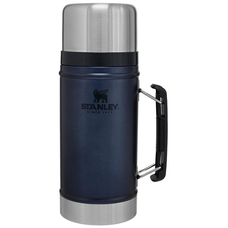 Stanley Classic Vakumlu Yemek Termosu - 0.94 LT (Gece Mavisi)