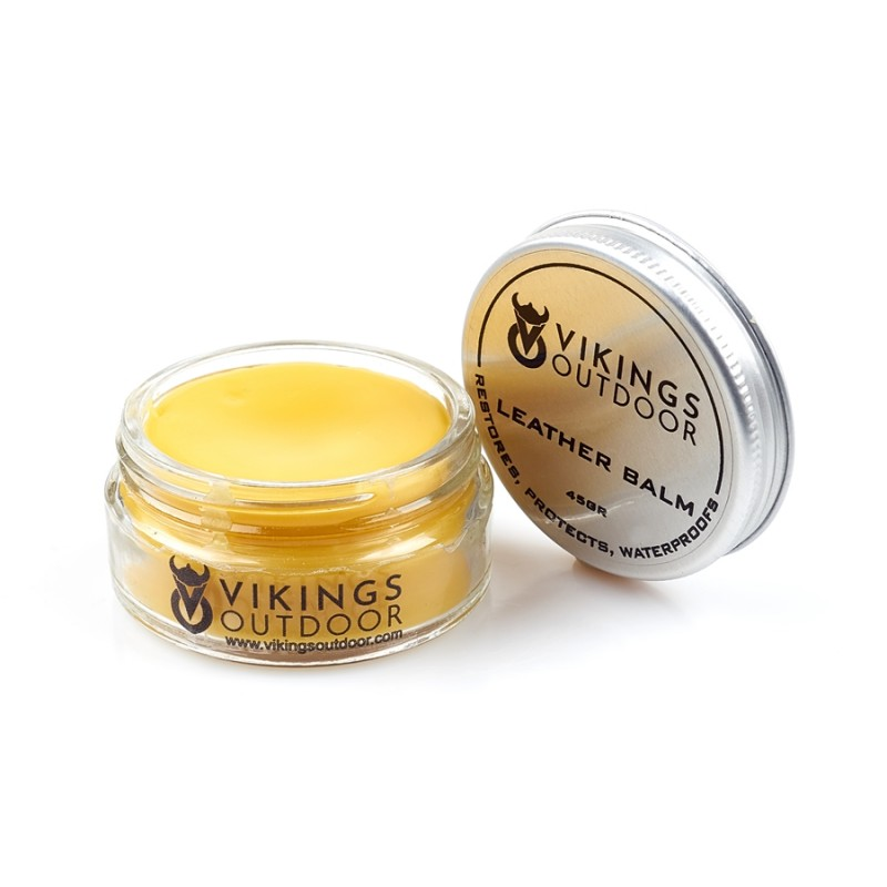 Vikings Outdoor Leather Balm