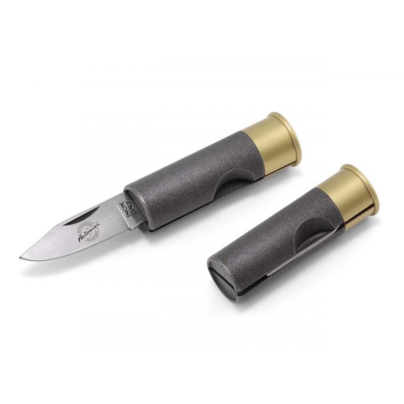 Antonini 12 Gauge Cartridge Knife (Old Style Iron)