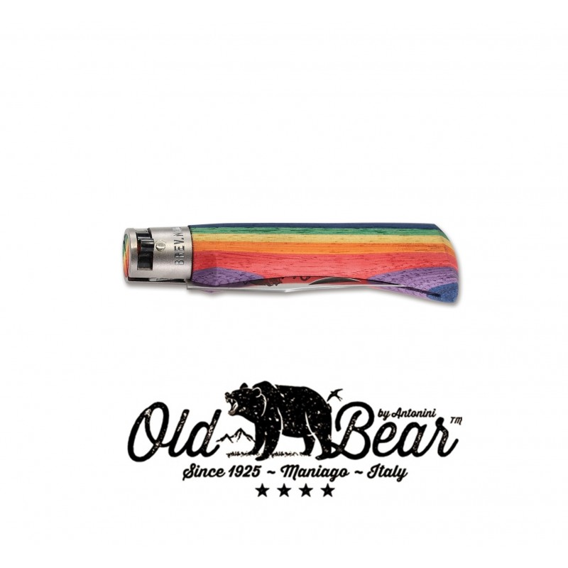 Antonini Old Bear Rainbow XL (Paslanmaz)