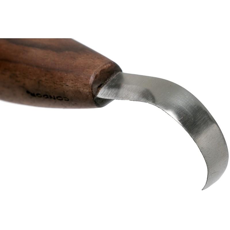 Condor Curved Oyma Bıçağı