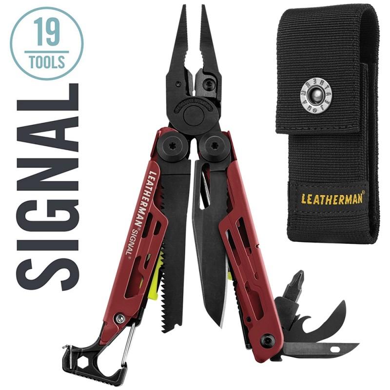 Leatherman Signal™ Crimson