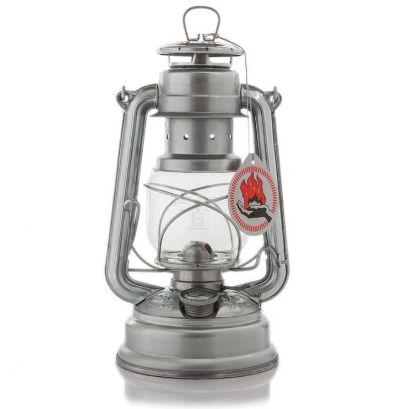 Feuerhand Hurricane Lantern 276 Zinc-Plated