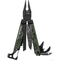Leatherman Signal™ Green Topo Blade
