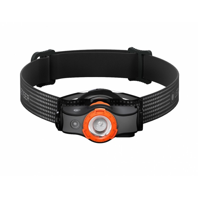 Led Lenser MH5 (400 Lümen) (Black-Orange)