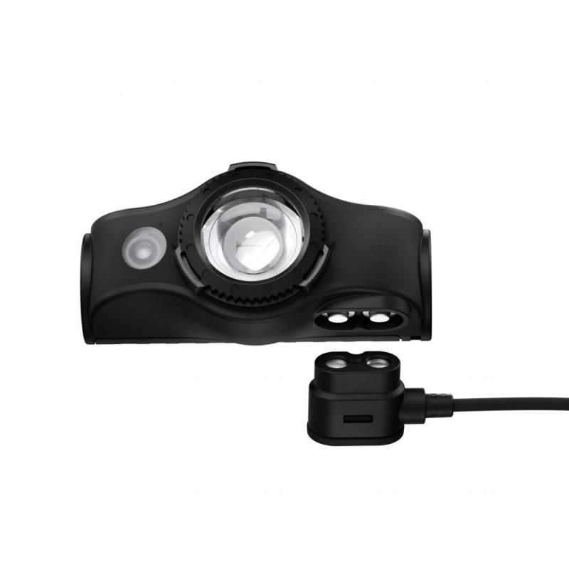 Led Lenser MH4 + Powercase (400 Lümen)
