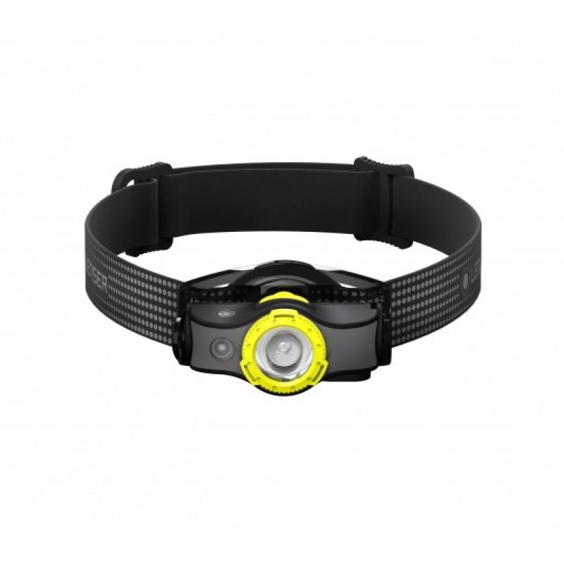 Led Lenser MH5 (400 Lümen) (Black-Yellow)