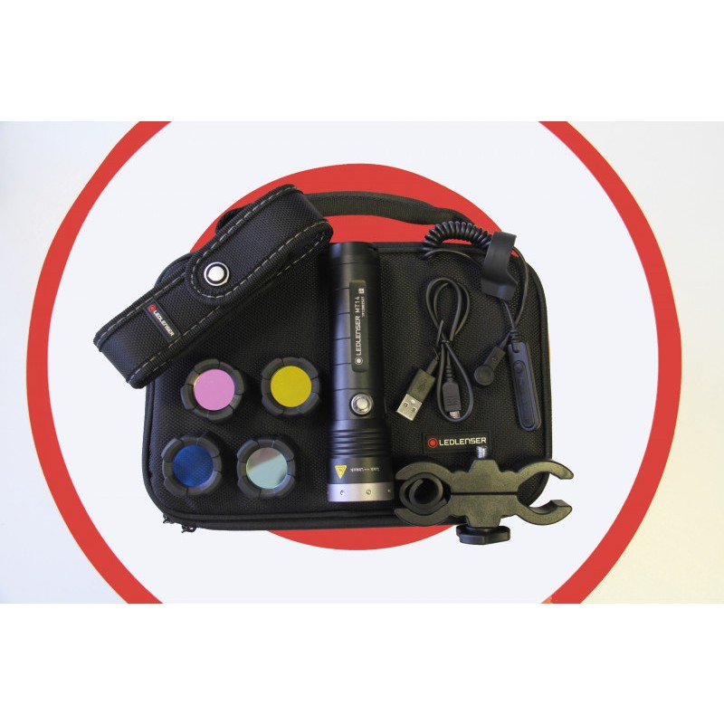 Led Lenser MT14 Outdoor Set (1000 Lümen)