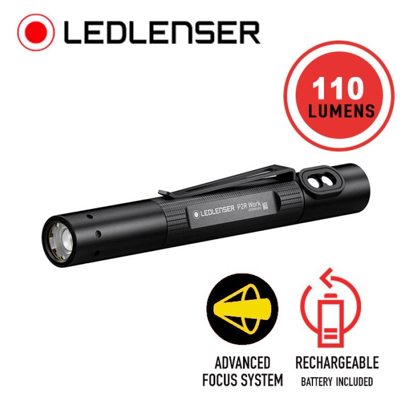 Led Lenser P2R Work (110 Lümen)