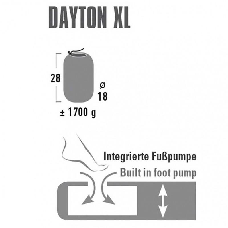 High Peak Dayton XL Şişme Mat