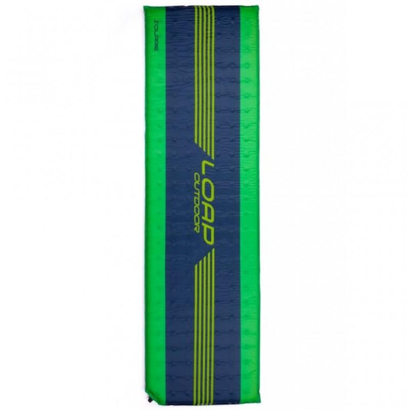 Loap Solare Otomatik Şişme Mat (Green/Blue)