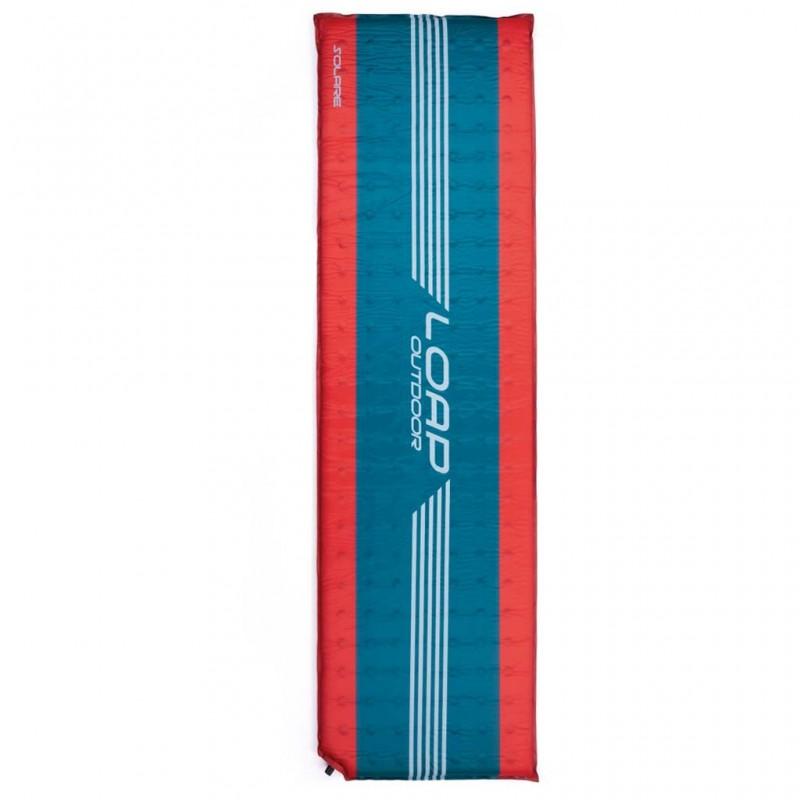 Loap Solare Otomatik Şişme Mat (Blue/Red)