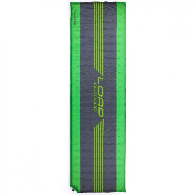 Loap Solare Otomatik Şişme Mat (Grey/Green)