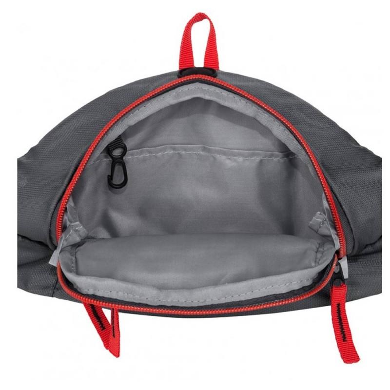 Loap Tula Bel Çantası (Grey/Red)